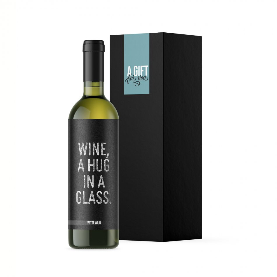 Hug in a Glass - Wit